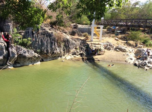 The Madlum River of San Miguel Bulacan