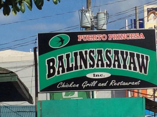 balinsasayaw sign