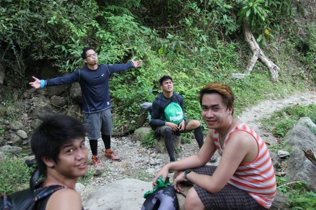 RESUME TREK. We think were almost there after the TAKE 30 in Tatay's place.