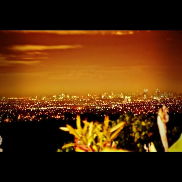 Antipolo Night Skyline