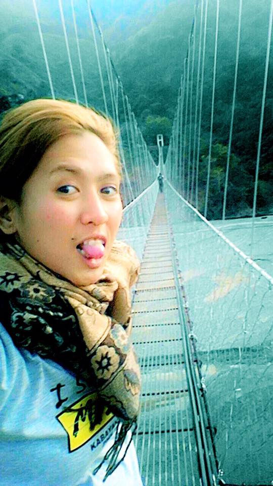 Hanging Bridge to Mt Pulag in Kabayan Benguet