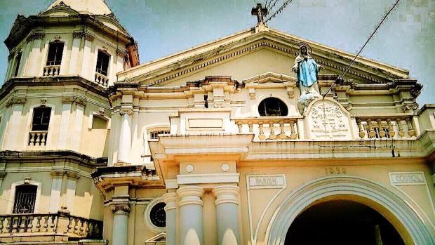 Metropolitan Cathedral in San Fernando PampangaSenora De La Porteria Church in Daraga Albay