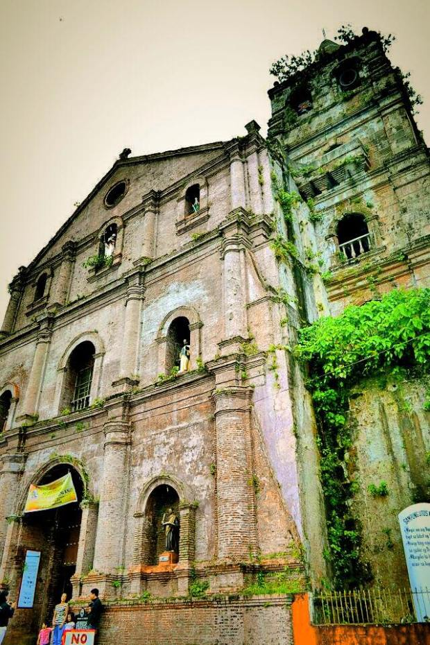 Saint Gregory the Great Parish Church in Majayjay Laguna
