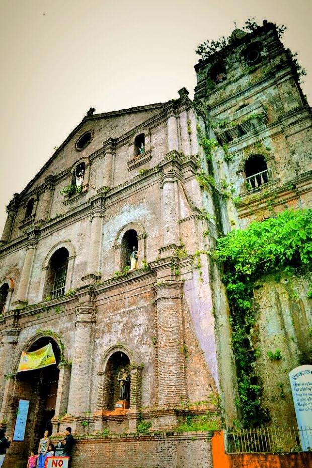 Saint Gregory the Great Parish Church in Majayjay Laguna