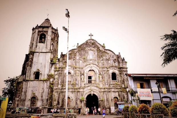 San Luis Obispo Parish Church in Lucban Quezon Province