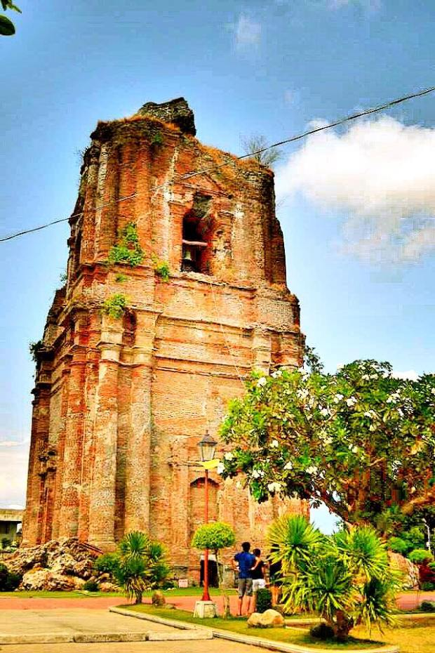 Sinking Bell Tower in Laoag Ilocos Norte