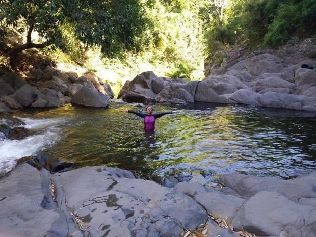 The STREAM of Mt Talamitam, Nasugbu Batangas