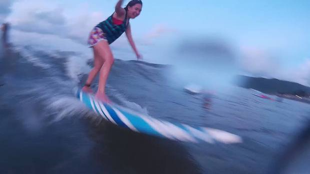 Well, that is surfing for Quira