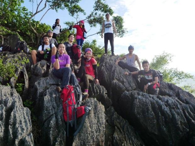 Mt Binacayan Rockies Trail
