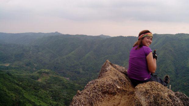 Mt Pamitinan: Peak 1