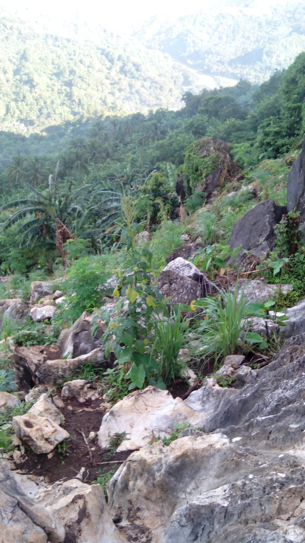 Bold Boulders of Binacayan Trail