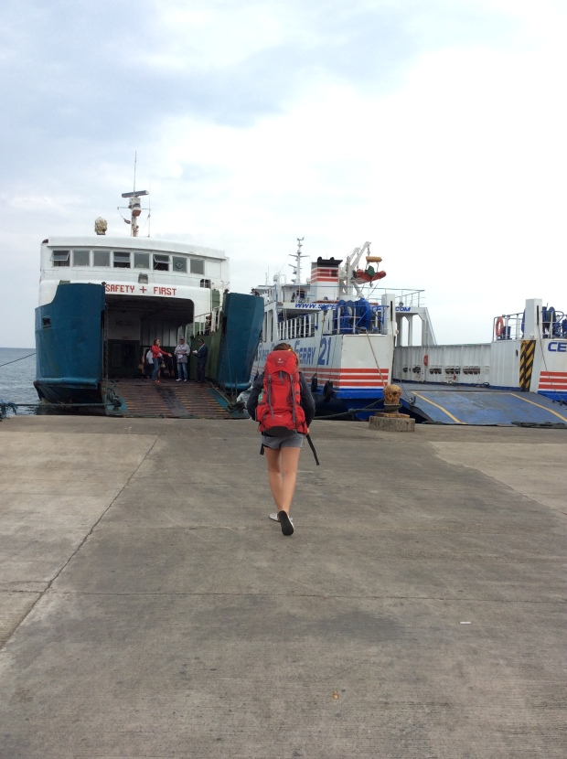 Backpacking to Camiguin Island