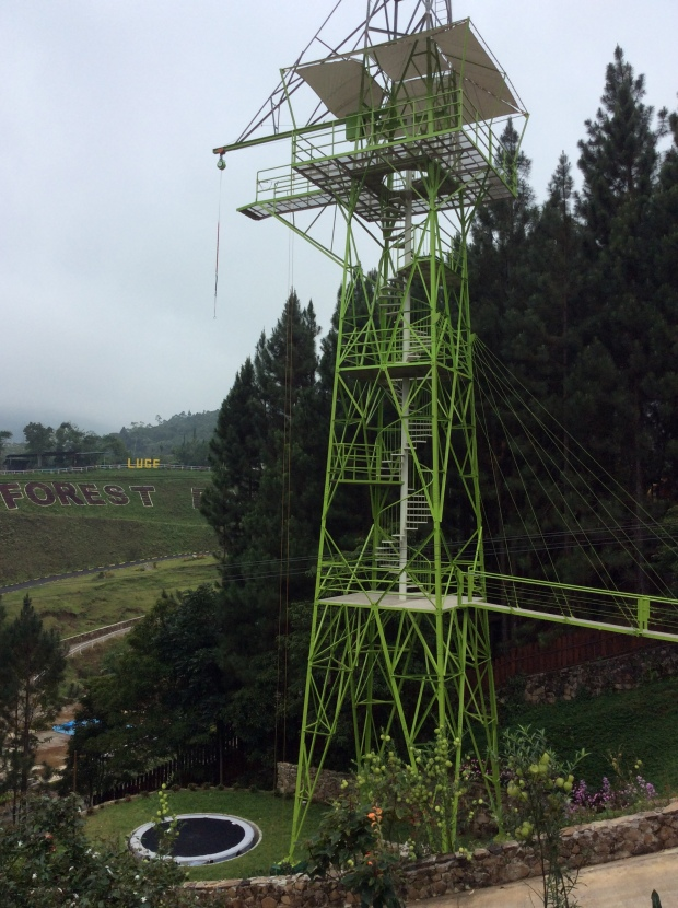 Base Jump Tower