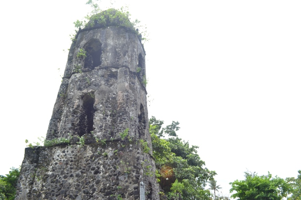 Cagsawa Ruins Bell Tower