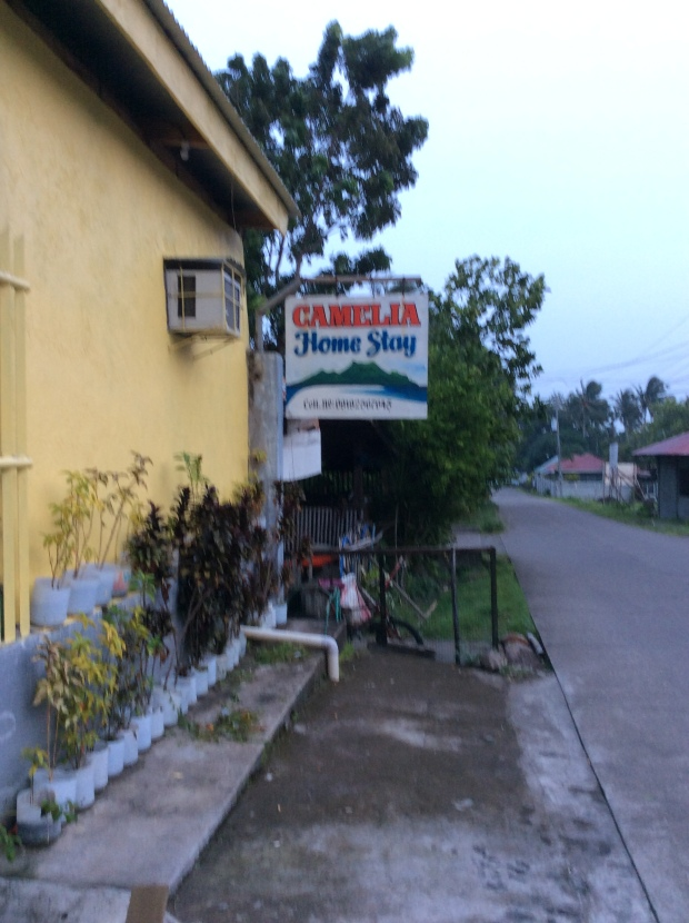 Camelia Home Stay. Sorry if its blurred, this is the only picture I have