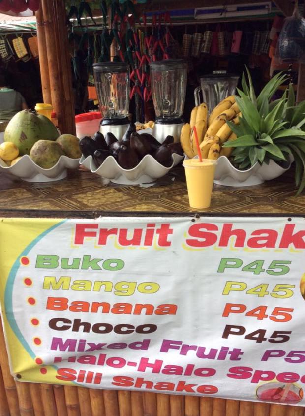 Chili nd Mango Shake