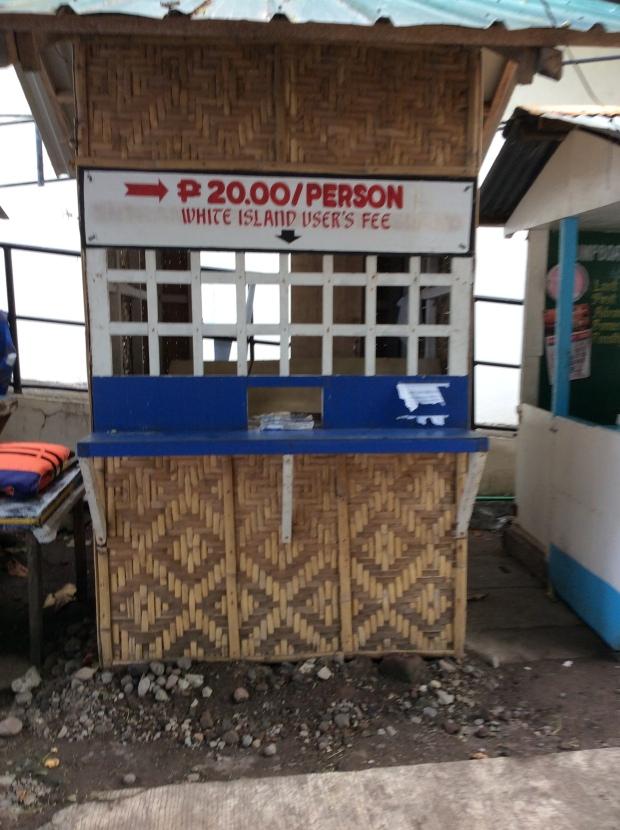 Environmental Fee Cashier