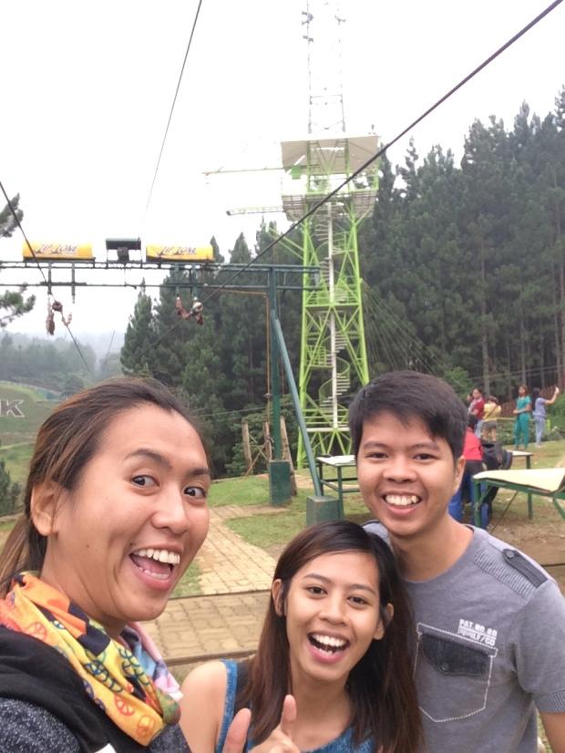 Groupie in Base Jump