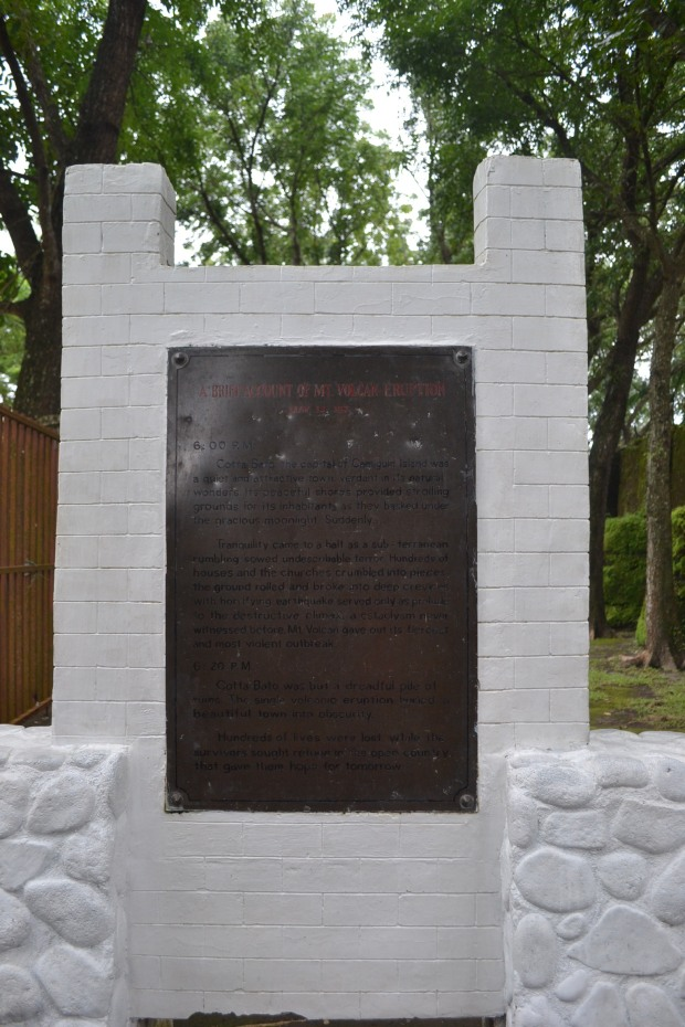 Gui-Ob Church Ruins Historical Tab