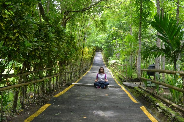 Kawa Kawa Hill in Ligao City