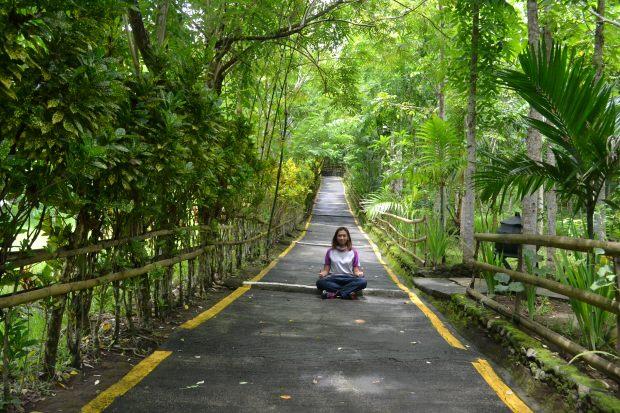 Kawa Kawa Hill in Ligao City
