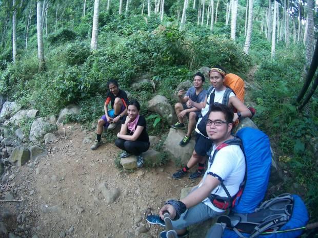 Manabu Trail