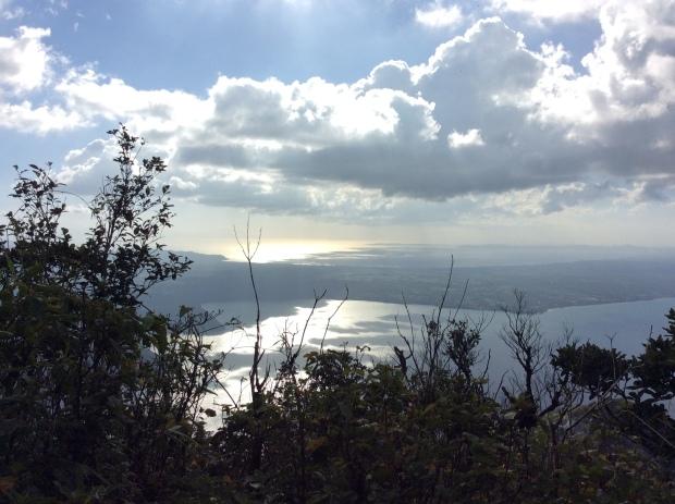 Mt Maculot Summit